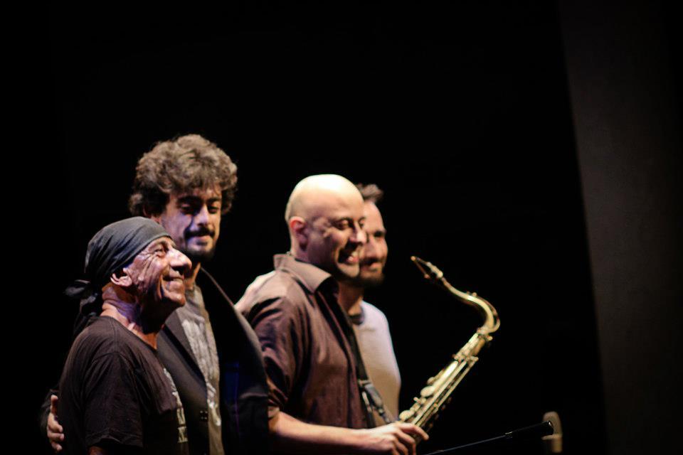 MAT live with Antonello Salis